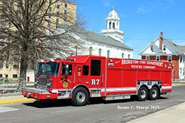 Seagrave > Our Trucks